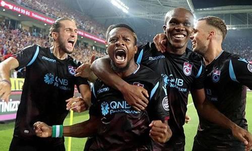 Trabzonspor 4 - 0 Galatasaray Maç Özeti