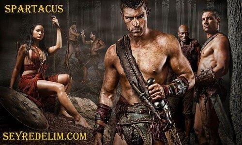 Spartacus 1. Sezon 8. Bölüm İzle