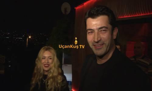 Kenan İmirzalıoğlu Sinema Kobal Yemekten Çıktı!