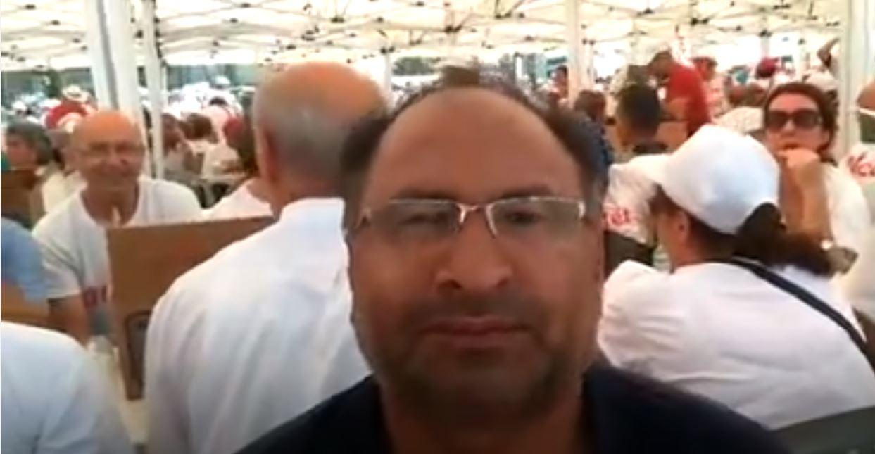 CHP'li Özcan Purçu Adalet Yürüyüşü'nde