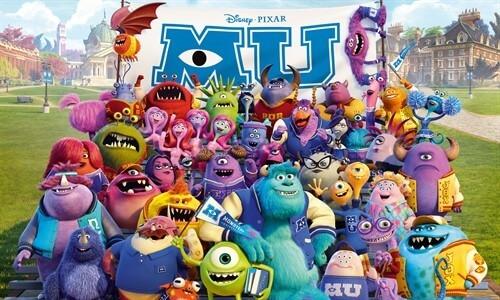 Sevimli Canavarlar Üniversitesi - Monsters University Film İzle