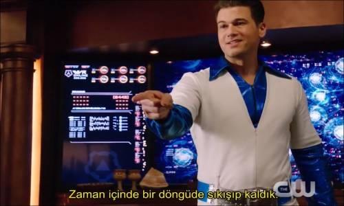 Legends Of Tomorrow 3 Sezon 11 Bölüm Türkçe Altyazılı Fragmanı