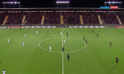 Östersunds 0 - 3 Arsenal - UEFA Avrupa Ligi Maç Özeti