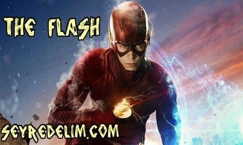 The Flash 4. Sezon 13. Bölüm Türkçe Dublaj İzle