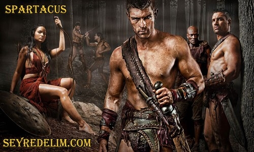 Spartacus 3. Sezon 8. Bölüm İzle