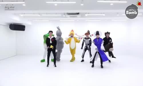 [BANGTAN BOMB] _21세기 소녀 (21st Century Girl)_ Dance Practice (Halloween ver.) - BTS (방탄소년단)(360P)