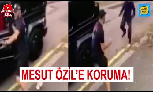 Mesut Özil'e Saldırı - Sebebi Belli Oldu
