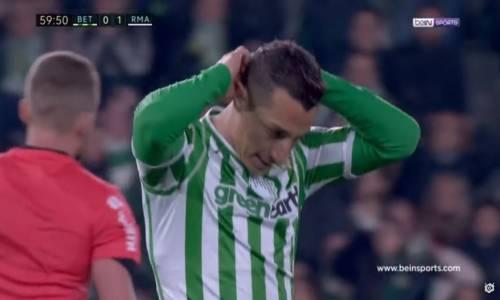 Real Betis 1 - 2 Real Madrid Maç Özeti İzle