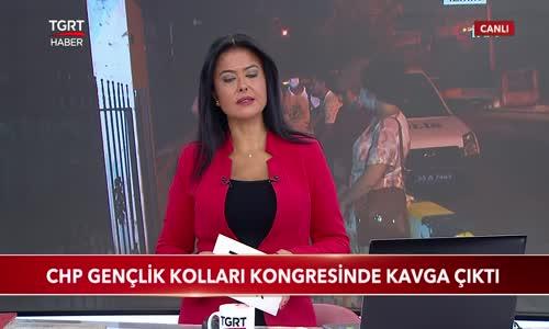 CHP Gençlik Kolları Kongresinde Kavga Çıktı