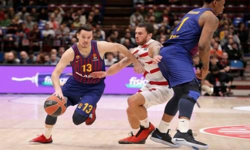Olimpia Milano 85  -  90 Barcelona Lassa Basketbol Özeti İzle