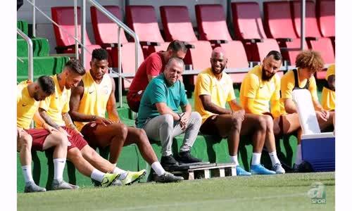 Galatasarayda 2 Ayrılık 1 Transfer