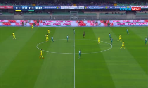 Serie A 7.Hafta - Chievo 2-1 Fiorentina Maç Özeti