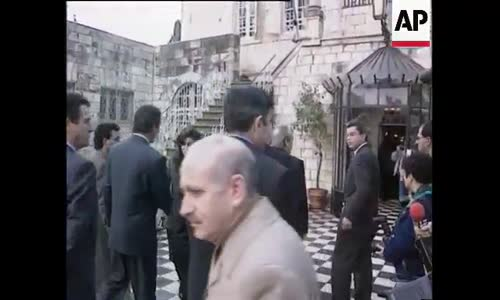 İsrail - Troika Bakanlar Toplantısı 1996