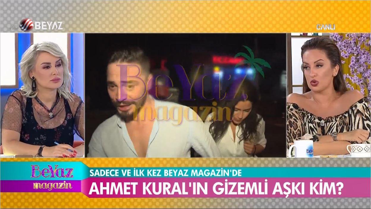 Ahmet Kural Yeni Bir Aşka Yelken Mi Açtı