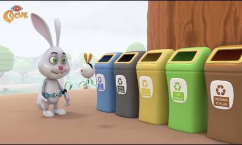 Akıllı Tavşan Momo - Dev Tavşan