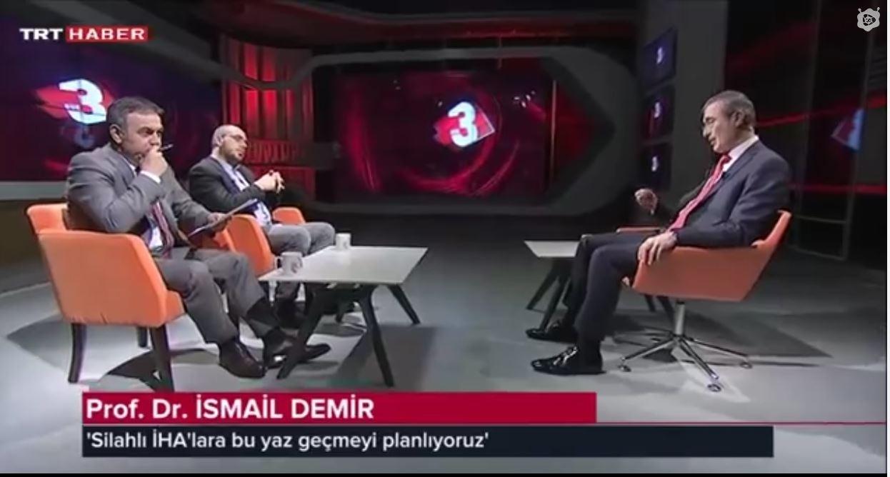 Savunma Sanayii Müsteşarı Sn. Prof. Dr. İsmail DEMİR