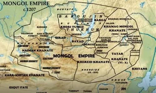 Tarihin En Büyük 3 İmparatorluğu