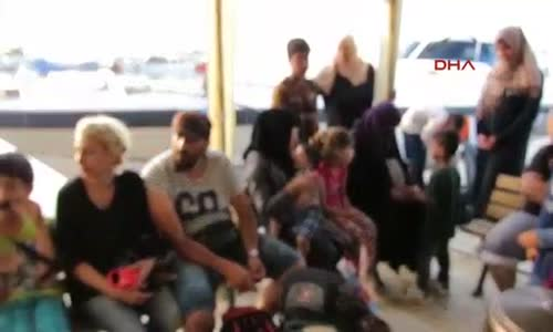 Çanakkale Küçükkuyu'da Denizde 41 Kaçak Yakalandı