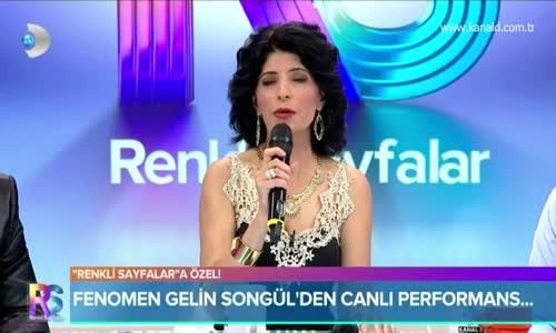 Evlilik Yaramış! Prenses Songül'den 'Bu Devirde Kimse Sultan Değil' Performansı