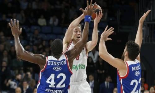 Anadolu Efes 92  -  77 Bayern München Basketbol Özeti İzle