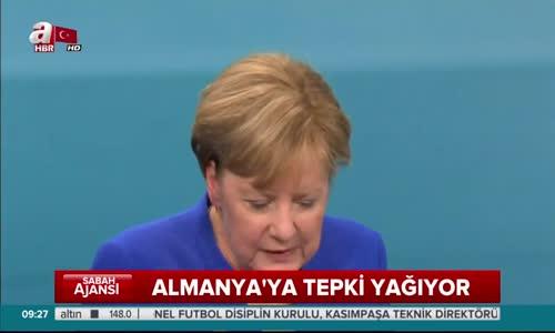 Estonya'dan Almanya'ya Sert Türkiye Tepkisi