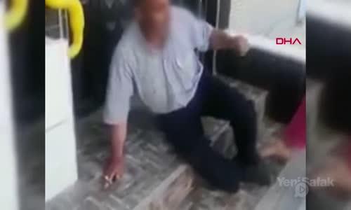 Tacizciyi Terlikle Dövüp Polise Teslim Eden Kadın