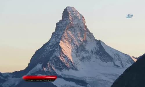 Türk Dağcılar İsviçre'nin Zirvesine Tırmandı