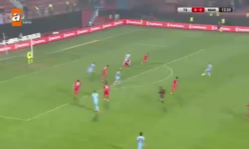 Trabzonspor 9-0 Manisaspor Türkiye Kupası Maç Özeti 25.12.2014