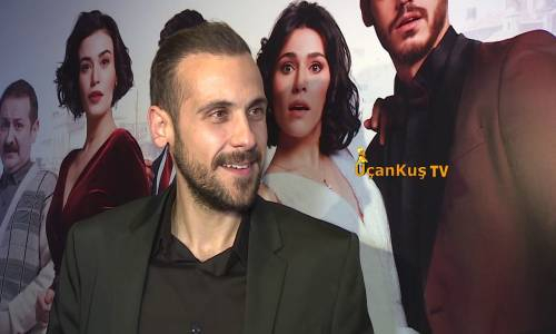 Kim Daha Mutlu Film Galası - Ümit Erdim - Serenay Aktaş