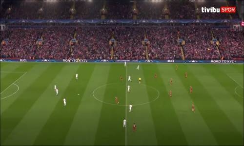 Liverpool 5 - 2 Roma Uefa Şampiyonlar Ligi Yarı Final İlk Maç Özeti