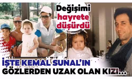 Kemal Sunal'ın Biricik Kızı Ezo Sunal'ın Şimdiki Hali Şaşırttı