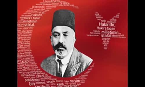 Mehmet Akif ERSOY-CENK MARŞI FON MÜZİĞİ