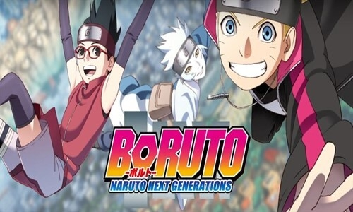 Boruto Naruto Next Generations 6. Bölüm İzle