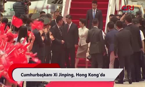 Cumhurbaşkanı Xi Jinping, Hong Kong'da