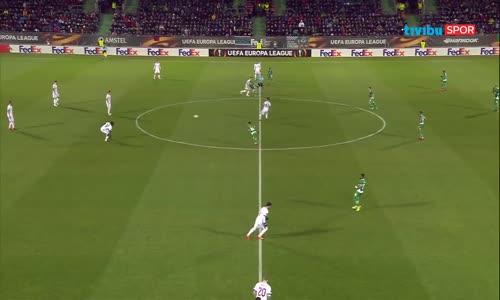Ludogorets 0 - 3 Milan CP - UEFA Avrupa Ligi Maç Özeti