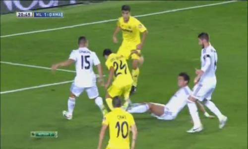 Villarreal 2 - 2 Real Madrid Maç Özeti İzle