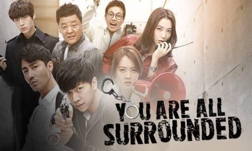 You're All Surrounded 12. Bölüm İzle