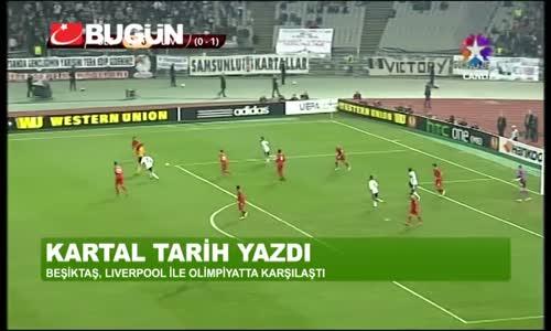 KARTAL UEFA'DA TARİH YAZDI!