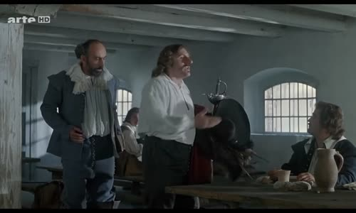 Cyrano de Bergerac İstemem Eksik Olsun Tiradı