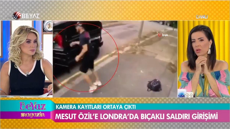 Mesut Özil'in Gözü Korktu - Eşi Amine Gülşe'ye Özel Koruma Tuttu