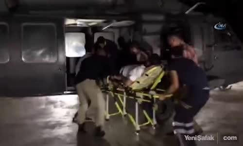 Beyin Sarsıntısı Geçiren CHP'li Vekil Helikopterle Elazığ'a Sevk Edildi