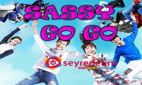 Sassy Go Go 8.Bölüm İzle