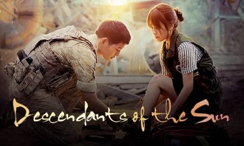 Descendants Of The Sun 1. Bölüm İzle
