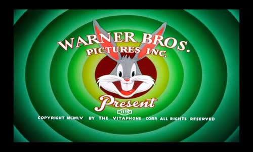 Bugs Bunny - Denek Tavşan - 1955 (Türkçe Altyazılı)