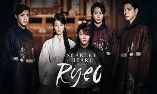 Scarlet Heart Ryeo 9. Bölüm İzle
