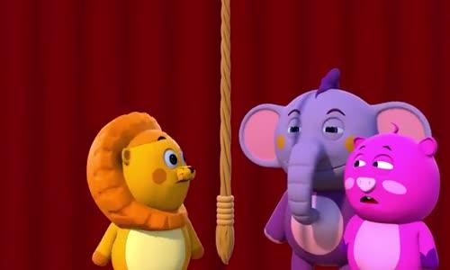 Sabah Ruti̇n Şarkı - Tüm Bebekler Kanalı 3D Orijinal Çocuk Şarkısı - İyi Alışkanlıkları Öğrenin Çocuk Şarkısı
