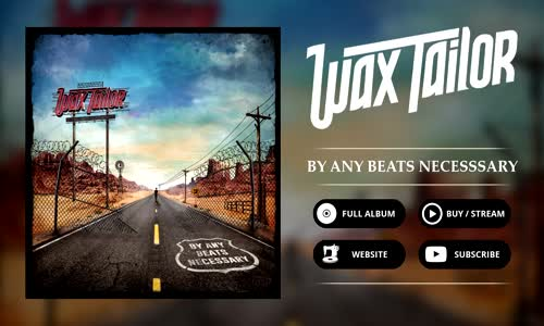 Wax Tailor - My Burn (feat. Sara Genn)