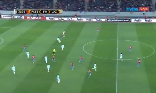 Steau 1 - 0 Lazio - UEFA Avrupa Ligi Maç Özeti