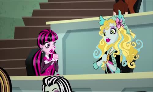 Monster High - 1. Bölüm - Yedek Öğretmen