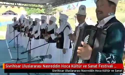 Sivrihisar Uluslararası Nasreddin Hoca Kültür ve Sanat Festivali Son Gününde
